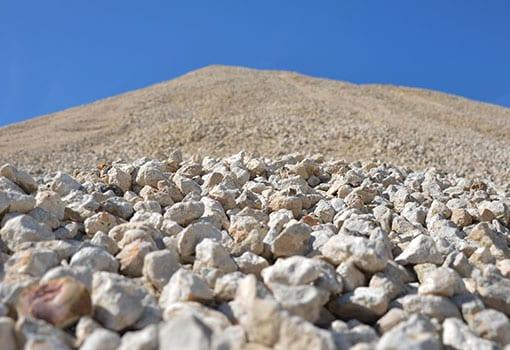 Ballast-Stone